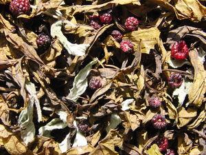 Новинка! Иван-чай с ежевикой. (Кипрей, капорский чай с ягодой). Ярмарка Мастеров - ручная работа, handmade.