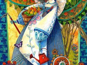 Иллюстрации и батик от David Galchutt. Ярмарка Мастеров - ручная работа, handmade.
