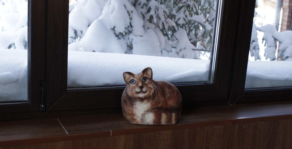 войлочный кот