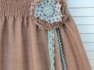 Скидка на готовые юбочки 35 %. Ярмарка Мастеров - ручная работа, handmade.