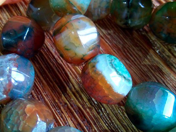 Осеннее поступление бусин и камней | Ярмарка Мастеров - ручная работа, handmade