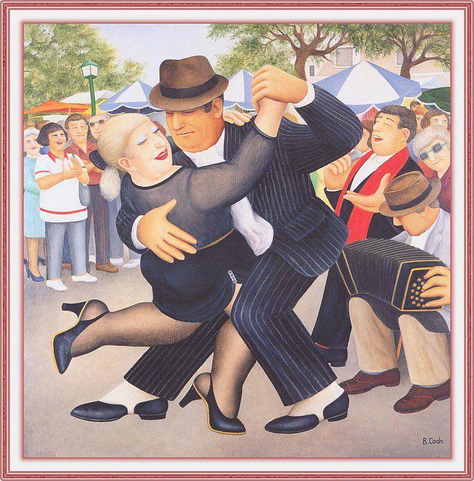 Изображение в архиве: CookBeryl f19 Tango in San Telmo-WeaSDC, Автор: Cook, Beryl