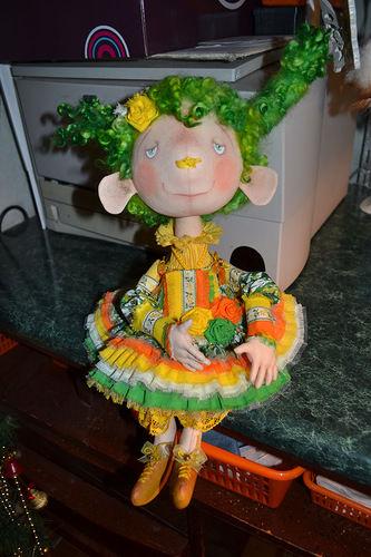 текстильная кукла, сказочные истории
