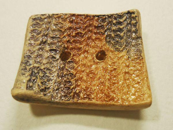Мк по лепке керамических пуговиц | Ярмарка Мастеров - ручная работа, handmade