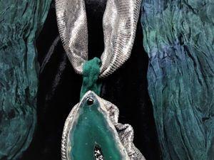 Стильные украшения на шею-20% до 25.10 20107. Ярмарка Мастеров - ручная работа, handmade.