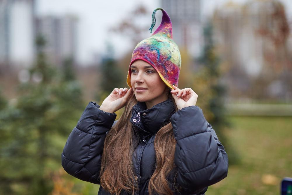 шляпа, космос