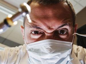 Стоматолог, Тотальный Контроль И Внезапность | Ярмарка Мастеров - ручная работа, handmade
