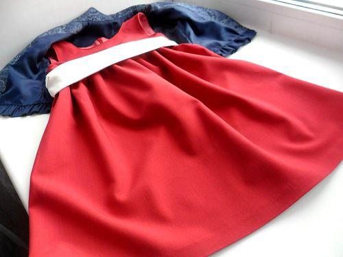 Платье и жакетик, фото № 3
