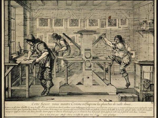 Из истории старинной печатной графики: художник и мастер   Ярмарка Мастеров - ручная работа, handmade