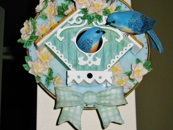 Разнообразные идеи для рукоделия с аукционов Канберры и из журнала «Folk Art»   Ярмарка Мастеров - ручная работа, handmade