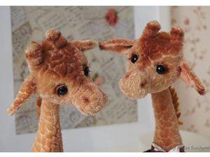 Курс «Создание Жирафа»   Ярмарка Мастеров - ручная работа, handmade