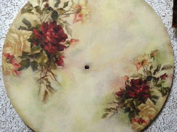 «Дымчатая Вуаль» художественный декупаж, нежные тени акрилом скидка!   Ярмарка Мастеров - ручная работа, handmade