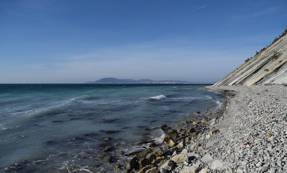 море, новороссийск