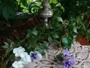 Милая новая салфеточка в моем магазине. Ярмарка Мастеров - ручная работа, handmade.