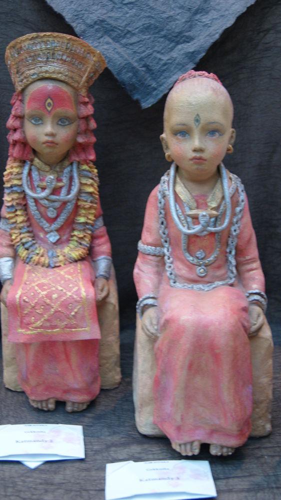 Выставка «Искусство куклы» в Гостином дворе, фото № 4