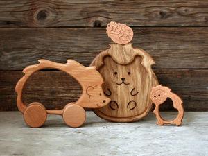 Ёжики. Ярмарка Мастеров - ручная работа, handmade.
