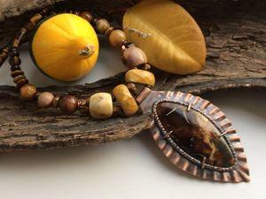Осеняя коллекция и пара сюрпризов!. Ярмарка Мастеров - ручная работа, handmade.