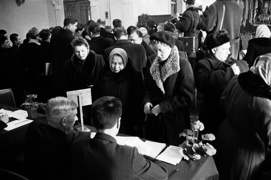 Lessing28 Москва 1958 года в фотографиях Эриха Лессинга