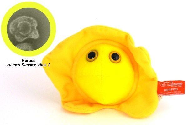 бактерии игрушки
