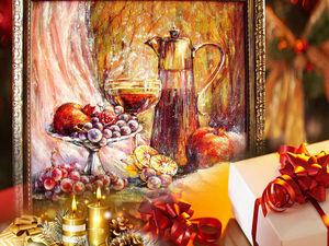 Новогодние скидки на любимые картины! | Ярмарка Мастеров - ручная работа, handmade