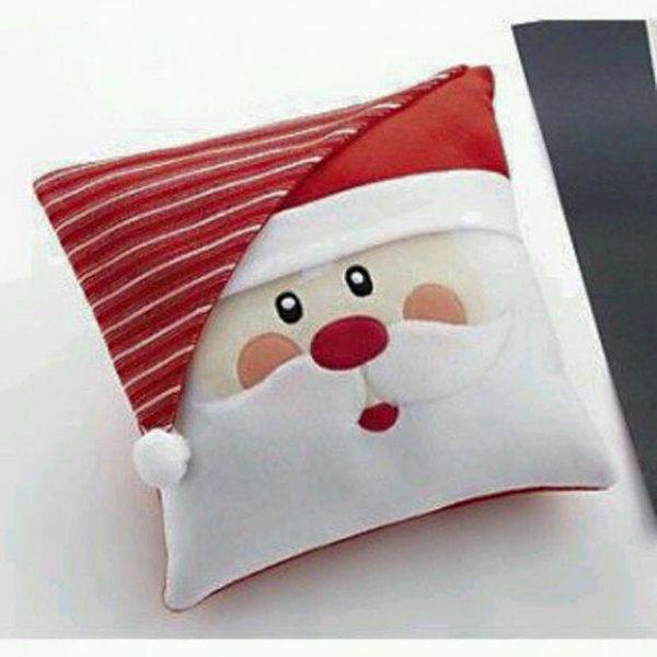 подушки новогодние