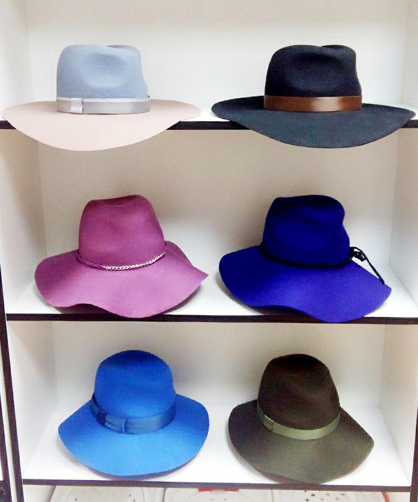широкополая шляпа