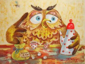 Кофеманка. Ярмарка Мастеров - ручная работа, handmade.