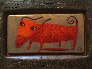 Новый год! Год Собаки. Ярмарка Мастеров - ручная работа, handmade.