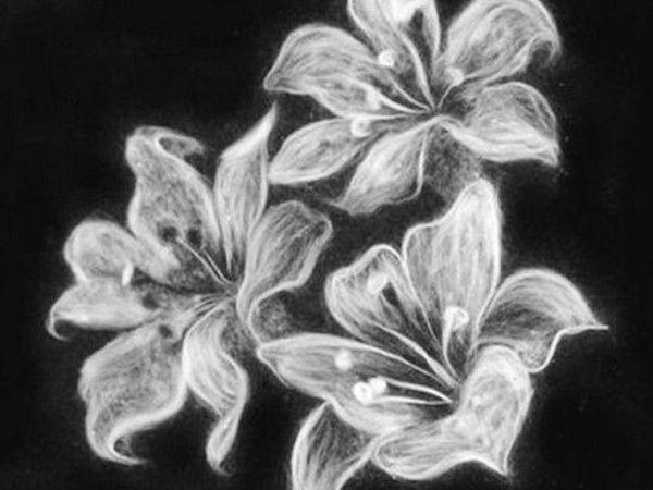 Волшебство тополиного пуха | Ярмарка Мастеров - ручная работа, handmade