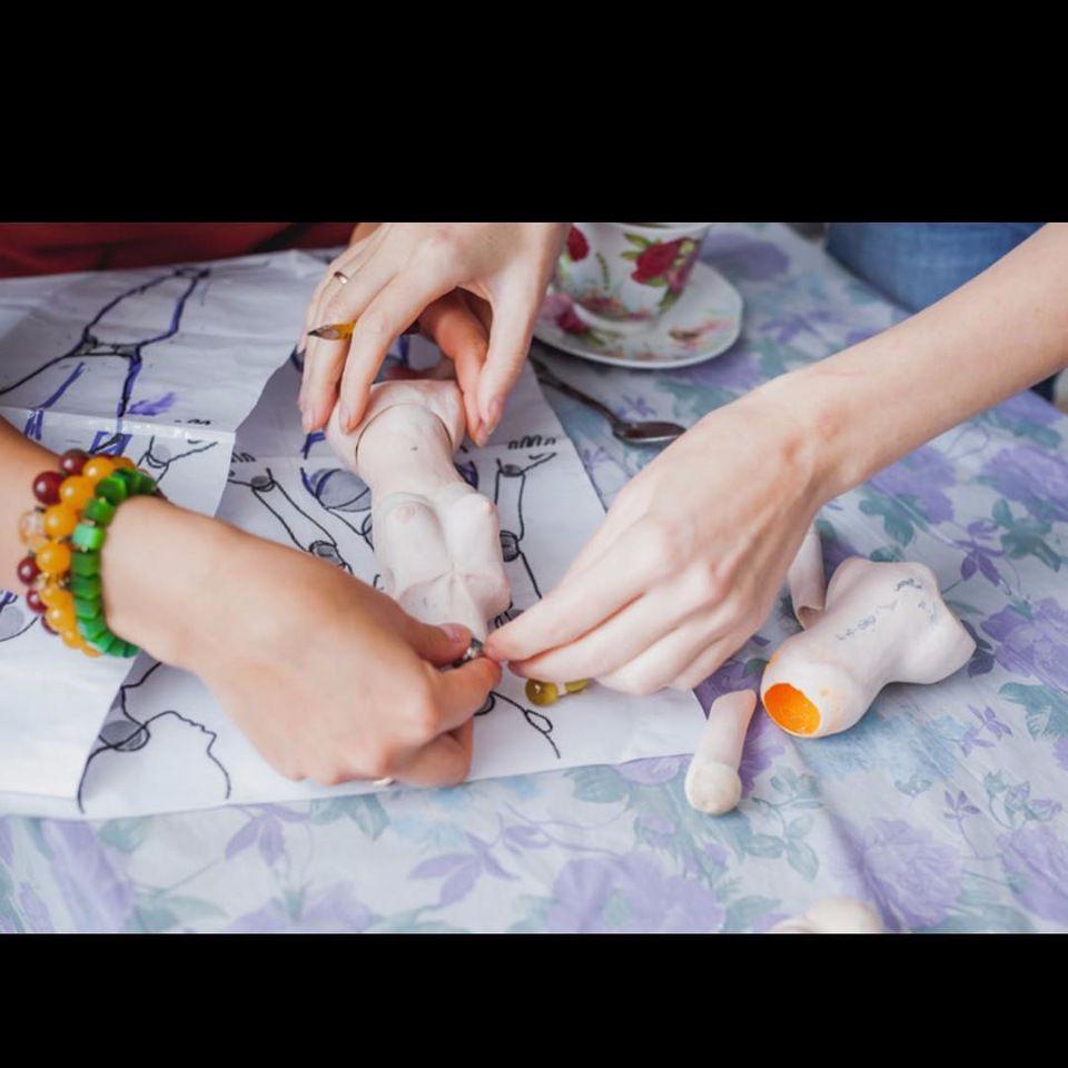 обучение кукле краснодар, делаем куклу сами