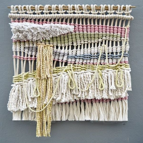 узелковое плетение