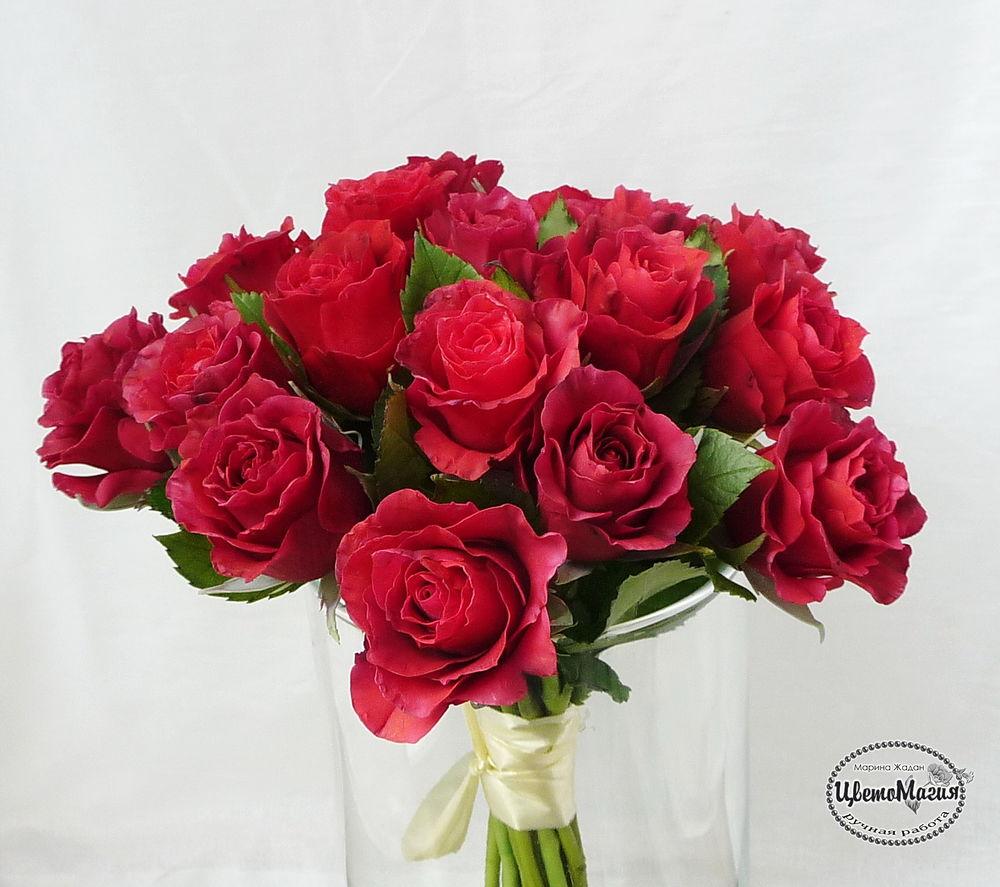 акция, акция месяца, акция магазина, скидка 20%, скидки, скидка, бархатная роза, букет роз, алые розы, полимерная флористика, полимерная глина, холодный фарфор, ботаническая скульптура