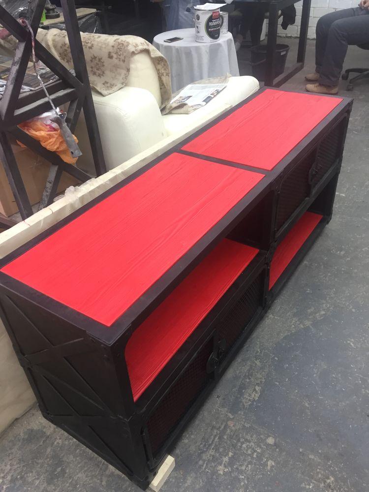 мебель лофт, мебель на заказ, лофт дизайн, индустриальный стиль, мебель из металла, мебель из дерева
