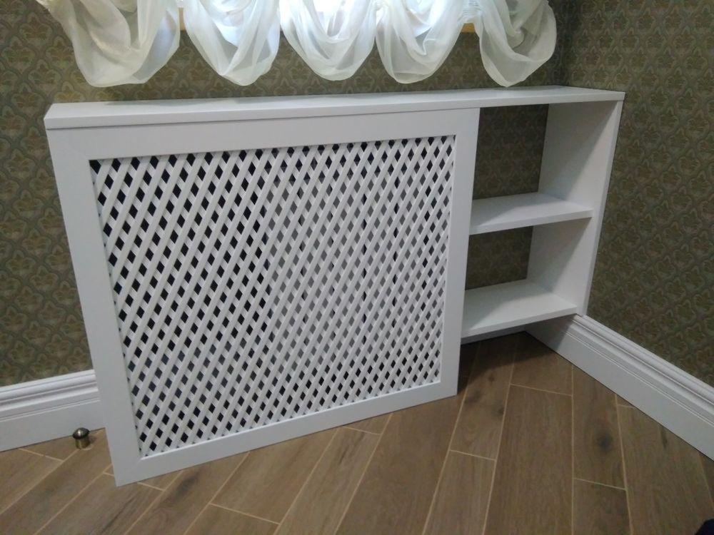 45 идей для декорирования батарей отопления, или Как «замаскировать» радиаторы отопления дома, чтобы не мозолили глаза, фото № 37