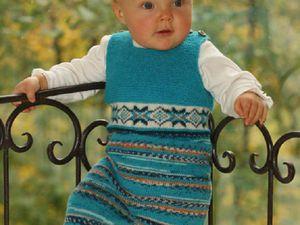 DROPS BABY 16-23 Детский комбинезон из Drops Fabel и Drops Alpaca (описание) | Ярмарка Мастеров - ручная работа, handmade