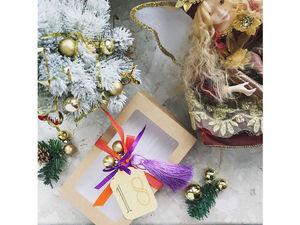 Рождественский календарь RV - Топ подарков зимним именинникам. Ярмарка Мастеров - ручная работа, handmade.