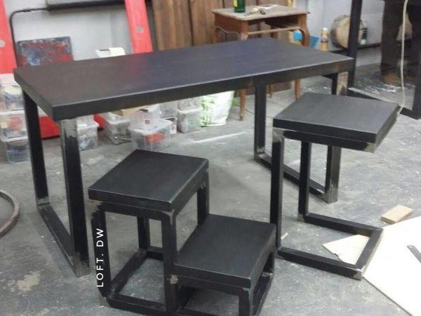 Мебель в стиле лофт | Ярмарка Мастеров - ручная работа, handmade