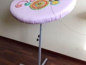 Стол для сборки ирландского кружева. Ярмарка Мастеров - ручная работа, handmade.