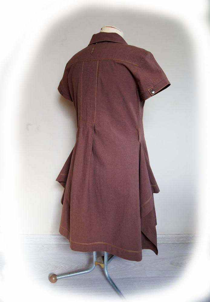 Не просто платье-рубашка, фото № 3
