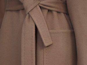 Пальто из волшебных тканей!. Ярмарка Мастеров - ручная работа, handmade.