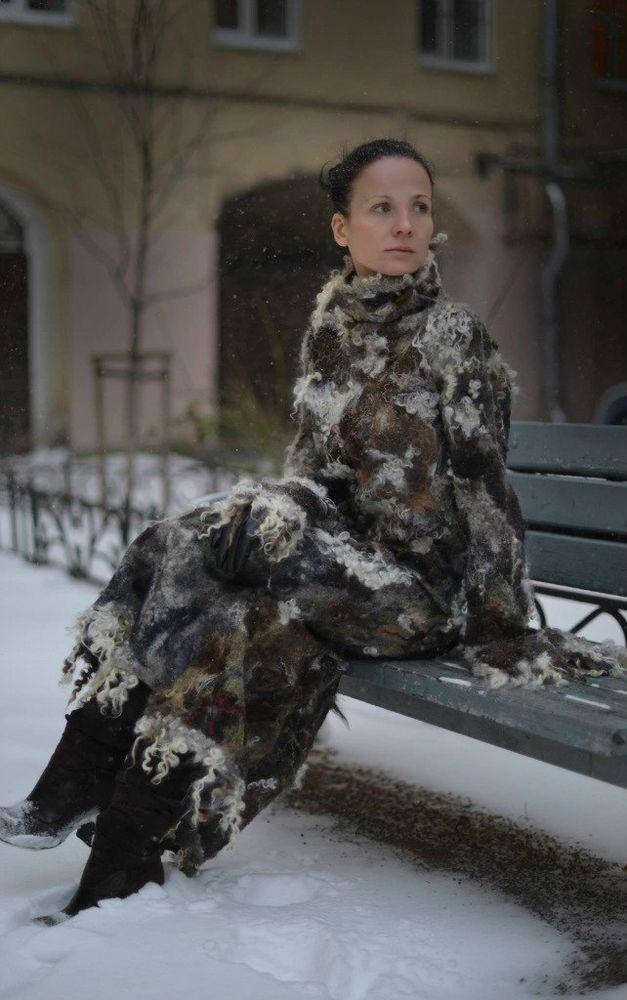 москва, шерсть, дизайнерское платье