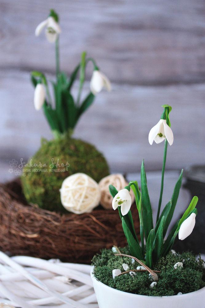новинки, весенние цветы, керамическая флористика
