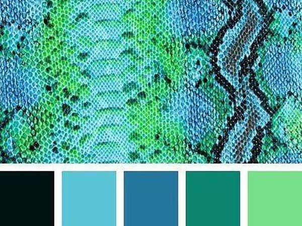 На вкус и цвет: цветовая палитра для вдохновения. Учимся у природы | Ярмарка Мастеров - ручная работа, handmade