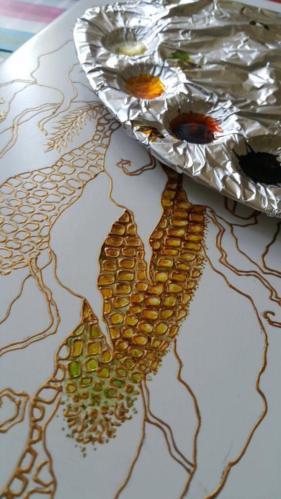 роспись стекла, hand-made5 ручной работы