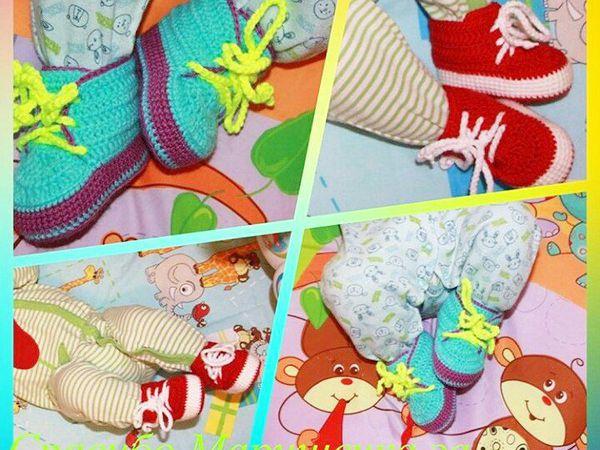 Ножки в теплых кедиках! | Ярмарка Мастеров - ручная работа, handmade