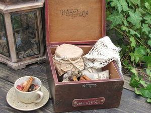 Про шкатулочки и карманы. Ярмарка Мастеров - ручная работа, handmade.