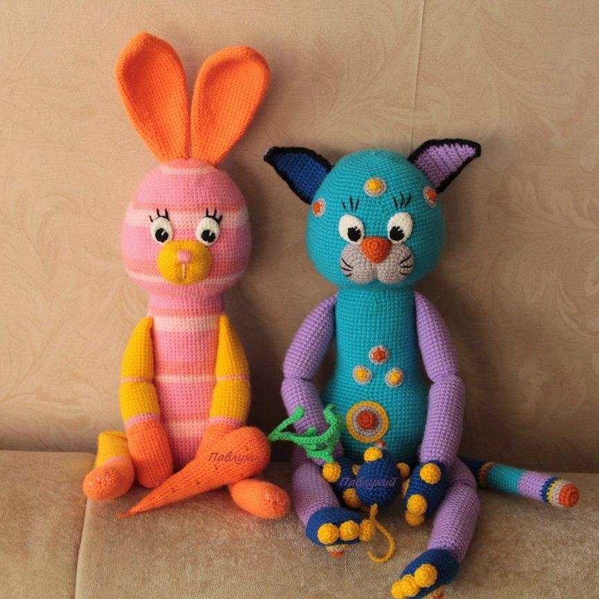 игрушка зайка, зайка вязаная, купить зайку игрушку, павлухий pavlukhii, ручная работа, заинька вязаная крючком, розовая зайка, большая зайчиха, зайка для девочки, зайка для сна