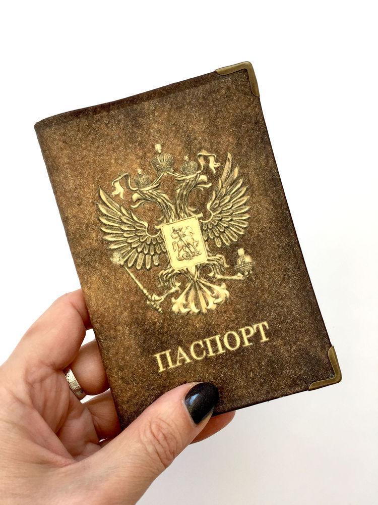 обложка на паспорт, обложка для документов