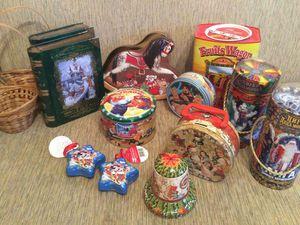 Отдам упаковку от новогодних подарков, корзинки, свечи. Москва, м. Проспект Вернадского   Ярмарка Мастеров - ручная работа, handmade