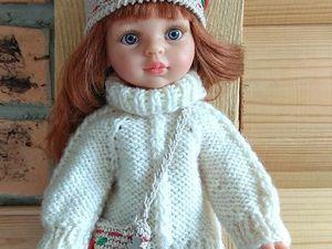 Одежда для кукол. Ярмарка Мастеров - ручная работа, handmade.